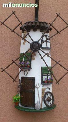 Clay Houses, Ceramic Houses, Miniature Houses, Miniature Dolls, Tile Crafts, Clay Crafts, Vitrine Miniature, Diy Bird Feeder, Clay Tiles