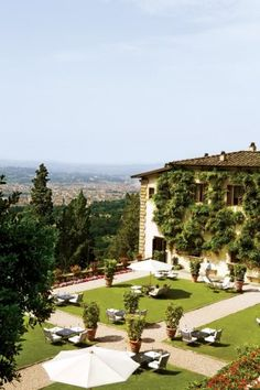 Villa San Michele, Florence, Italy  Photo of the Day: Condé Nast Traveler's Collection of Stunning Travel Photography : Condé Nast Traveler