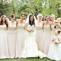 Brides: A Formal Summer Wedding in Minneapolis, MN| Formal Weddings | Real Weddings | Photo by Photogen Inc.