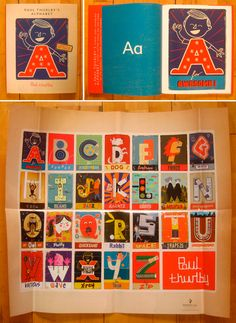 Paul Thurlby - artist & illustrator. You can shop on this website or just be in awe at some of his totally cool, hip and beyond awesome prints/designs! :)