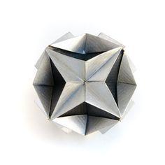 Little Universum #kusudama #origami