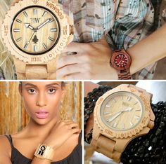 Purchase yours now at http://muleties.com/ You Buy A Watch We Plant A Tree! How awesome is that?!:)