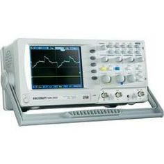 VOLTCRAFT® VDO-2052 2-Kanal Oszilloskop, Digitales Speicheroszilloskop, Bandbreite 50 MHz
