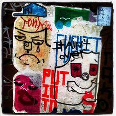 NYC Graff   #obeygiant #graffiti #streetart #modernart #photograpgy #NYC #supreme #artbasil #skateboarding #art #design #Huf #swag