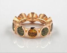 Turmalines ring in pink gold  http://schneider-schmuckdesign.de