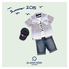 looks, verão 2015, Planet Kids