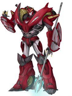 Transformers Universe Knock Out Colored by chibigingi.deviantart.com on @deviantART
