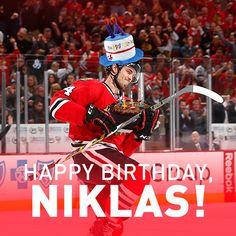 Happy birthday to our Swedish Viking! #Hammer #Blackhawks