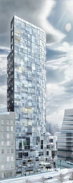 Jean Nouvel / 100 Eleventh Avenue