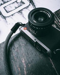 The Leica Q Titanium gray