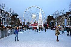 Brussels Winter Wonderland