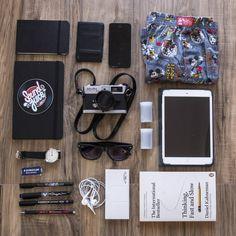 My Essential Travel Kit