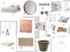 Ikea Leirvik bed ideas
