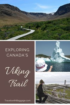 Everything you need to know for exploring Canada's along the northwest coast of including Gros Morne National Park and L'anse aux Meadows National Historic Site. Cool Places To Visit, Places To Travel, Places To Go, Newfoundland And Labrador, Newfoundland Canada, L'anse Aux Meadows, Gros Morne, Backpacking Canada, Discover Canada