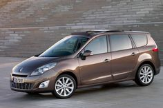 Renault Scenic tuning - http://autotras.com