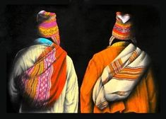 Of all the wonderfully haunting art I ran across in Bolivia, Eusebio Choque really stood out to me. Peruvian Art, Bolivia Travel, Mexico Culture, Textile Fiber Art, Mexican Art, Pretty Art, South America, Folk Art, To My Daughter