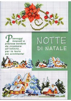 images attach c 9 105 524 Xmas Cross Stitch, Cross Stitch Borders, Cross Stitch Baby, Cross Stitch Flowers, Cross Stitch Charts, Cross Stitch Designs, Cross Stitching, Cross Stitch Embroidery, Cross Stitch Patterns