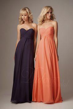 Twins in Wedding Dresses