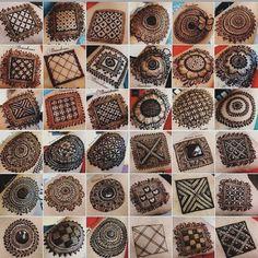 Circle Mehndi Designs, Round Mehndi Design, Palm Mehndi Design, Mehndi Designs Front Hand, Pretty Henna Designs, Henna Tattoo Designs Simple, Latest Bridal Mehndi Designs, Mehndi Designs Book, Mehndi Designs 2018