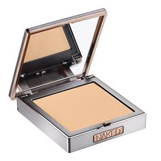 Naked Skin Ultra Definition Pressed Finishing Powder By Urban Decay- Naked Medium Light