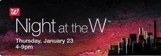 #Walgreens: Night at the W- January 23, 2014, #Neutrogena #Samples and #Deals #nightatthew
