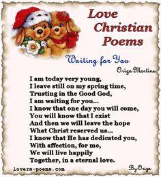 Love Christian poems