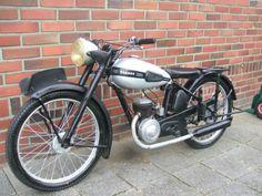 Terrot MT 1  1950 100ccm
