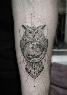 Owl. Moon.