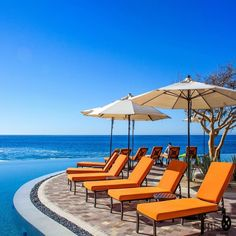 Grand Solmar Land's End Resort & Spa, Cabo San Lucas! U.S. #travelers can't get enough of Cabo San Lucas, and one glance at this three-year-old #resort —a first-timer on the World's #Best Awards list, set between the craggy cliffs and wild #Pacific #Ocean #landscapes of Land's End—explains why. All guest rooms, from studios to four-bedroom penthouses, offer inspiring ocean views, and guests can even opt for massages in open-air cabanas set on the #beach, with the crashing #waves as…