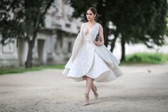 Meet The Thai Trendsetter Who Took Couture By Storm - wearing  Giambattista Valli (=)