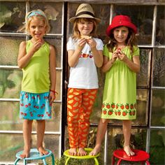 Mädchen T-Shirt Motiv - Süße Sommerfrüchtchen!