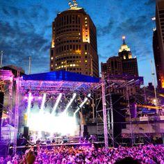 Movement Detroit Summer Music Festival