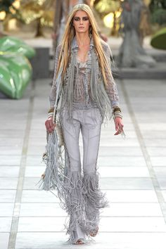 Roberto Cavalli Spring/Summer 2011 Ready-To-Wear Collection | British Vogue