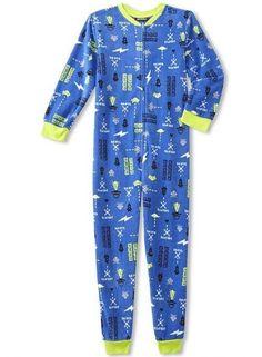 Boys Mine Craft Plush Hooded Robe /& Pajamas Size 12 Black Green