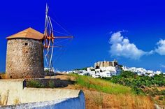 #Patmos #Sunshine #Greece @VisitGreecegr