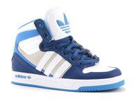 Adidas COURT ATTITUDE K blauwe hoge kinder sneakers online bestellen | SOOCO