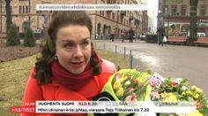 Lisa Sounio - Ahtisaari MTV kympin uutiset