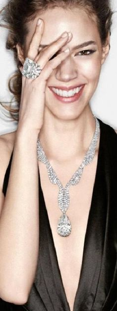 Harry Winston ♥✤ | Keep Smiling | BeStayBeautiful