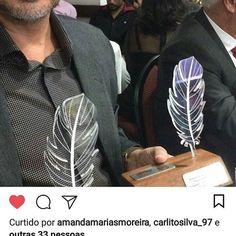 Bom dia amigos. Super feliz com o prêmio recebido pela empresa sergipana @infographics. @marciogibson e equipe. Parabéns pelo prêmios. Neste ano a gráfica levou o prêmio de excelência Norte Nordeste. Vocês arrasam.#parabens #premio #sergipe #infographic