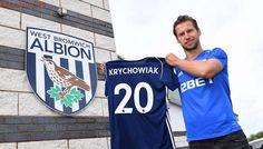 """Grzegorz Krychowiak wypożyczony do West Bromwich Albion. """"Miałem wiele propozycji..."""""""