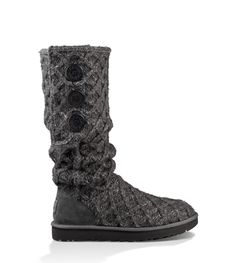 Shop our collection of women's knit boots including the Lattice Cardy. Free Shipping & Free Returns on Authentic UGG® knit boots for women at UGG.com.