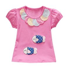 NWT Nannette Octopus Coral Blue Tunic Ruffle Leggings Outfit Set 2T 3T 4T 5 6