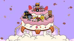 KAKAO_프렌즈 밴드_happy birthday song on Vimeo