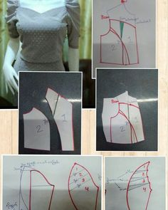 12 Sewing Patterns Tips Pattern Draping, Bodice Pattern, Sleeves Designs For Dresses, Sleeve Designs, Dress Sewing Patterns, Clothing Patterns, Sewing Collars, Sewing Sleeves, Sewing Blouses