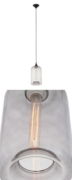 There's something about the sheer elegance of glass shades that draws attention and admiration. We fell for the Senegal Pendant Light because of its masterful use of glass and metal, and we also loved ...  Find the Senegal Pendant Light, as seen in the White Washed Industrial Collection at http://dotandbo.com/collections/white-washed-industrial?utm_source=pinterest&utm_medium=organic&db_sku=125740