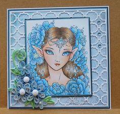 Regina Ribeiro: Elven Princess - AuroraWings