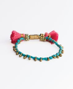 Lovebird Bracelet - Noonday Collection. Made with love in India