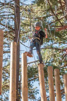 Tahoe Treetop Adventure Park | Zip Lines Tahoe