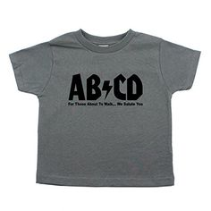 ABCD Unisex Kids Rock N RollBand Toddler Short Sleeve TShirt in Green 3T ** More info could be found at the image url.