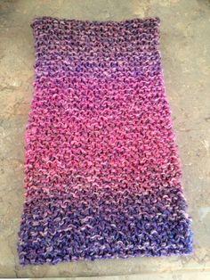 Berry infinity scarf